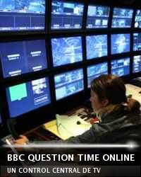 BBC Question Time en vivo