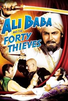 Ali baba et les 40 voleurs en ligne gratuit