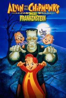 Alvin and the Chipmunks Meet Frankenstein online