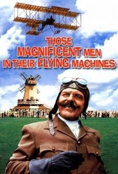 Those Magnificent Men in their Flying Machines online kostenlos
