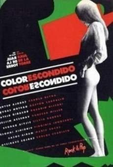 El color escondido online free