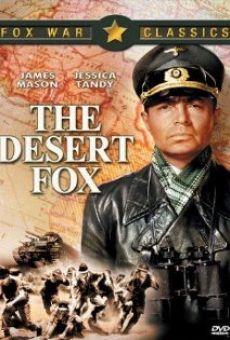 The Desert Fox: The Story of Rommel online kostenlos