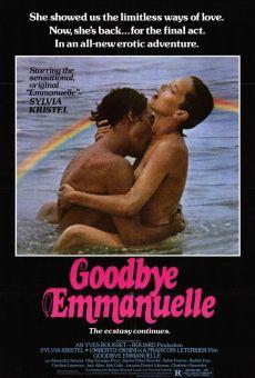 Emmanuelle 3: Goodbye Emmanuelle online free