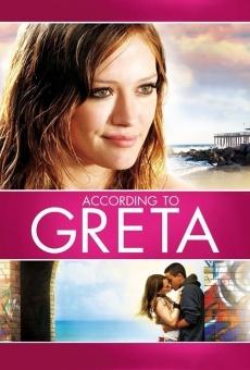 Greta (aka According to Greta) online
