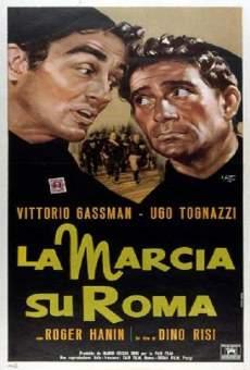 Do you like La marcia su Roma ?...