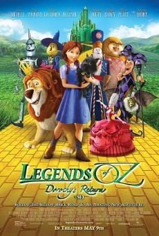 Legends of Oz: Dorothy's LEGENDS OF OZ DOROTHYS RETURN Full Movie 2013 230x340 Movie-index.com