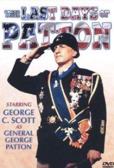 Les derniers jours de Patton en ligne gratuit