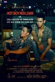 Hot boy noi loan - cau chuyen ve thang cuoi, co gai diem va con vit online