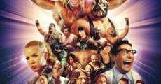 Película 100% lucha, la película