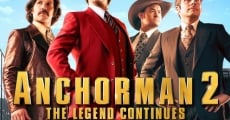 Película Anchorman 2