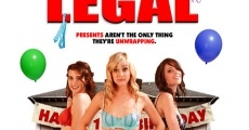 Película Barely Legal