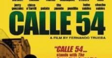 Película Calle 54