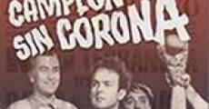 Película Campeón sin corona