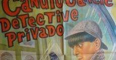 Película Canuto Cañete, detective privado