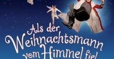 Película Cuando Papá Noel cayó del cielo