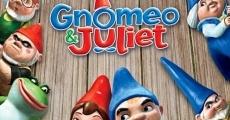 Película Gnomeo y Julieta