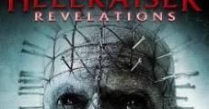 Película Hellraiser: Revelations