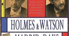 Película Holmes & Watson. Madrid Days