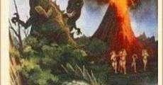 Película La isla de los dinosaurios