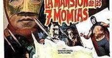 Película La mansion de las 7 momias