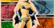 Película La mujer murciélago