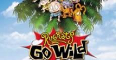 Película Los Rugrats: vacaciones salvajes
