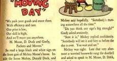 Película Mickey Mouse: Día de mudanza