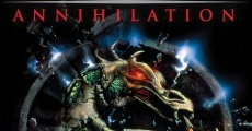 Película Mortal Kombat: Aniquilación