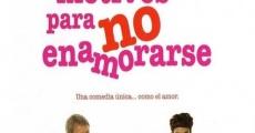 Película Motivos para no enamorarse