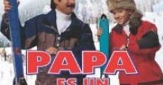 Película Papá es un ídolo