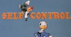 Película Pato Donald: Autocontrol