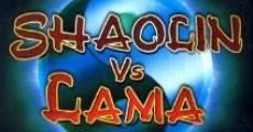 Película Shaolin vs. Lama