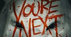 Película Tú eres el siguiente