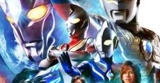Película Ultraman Saga