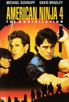 American Ninja 4 online free