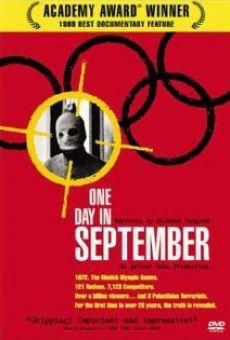 Un giorno a settembre online