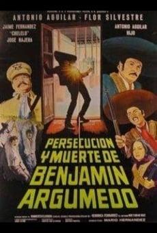 Persecución y muerte de Benjamín Argumedo gratis