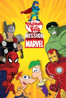 Phineas and Ferb: Mission Marvel online kostenlos