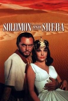 Salomone e la regina di Saba online