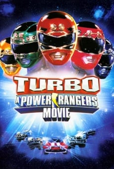 Turbo Power Rangers - Il film online