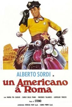 Un americano a Roma online