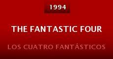 Ver película Los Cuatro Fantásticos